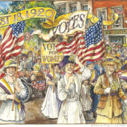 University of Findlay's Mazza Museum Celebrates Women's Suffrage Movement Anniversary