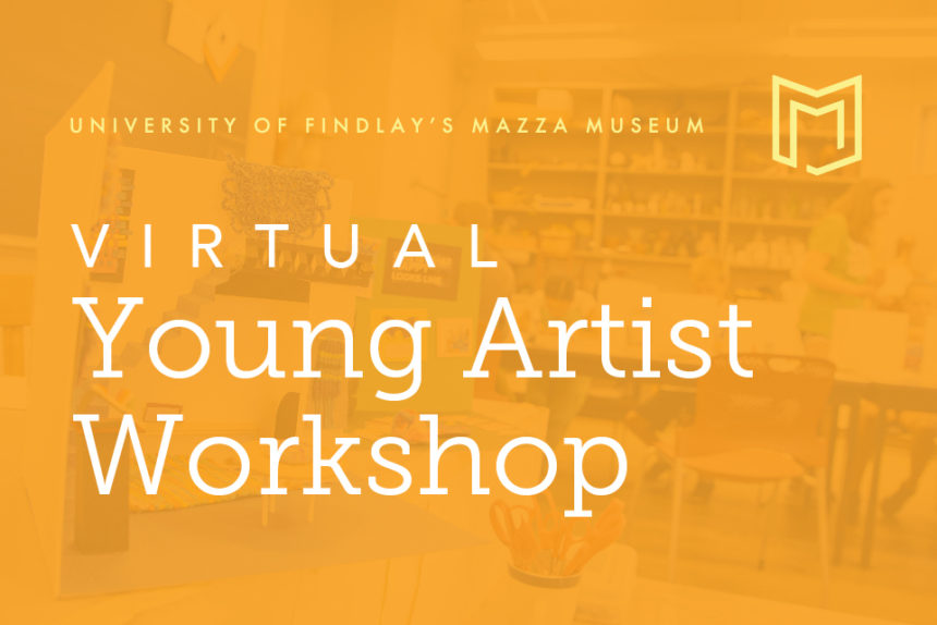 """2020 Young Artist Workshop """"Flipped"""" to Virtual"""